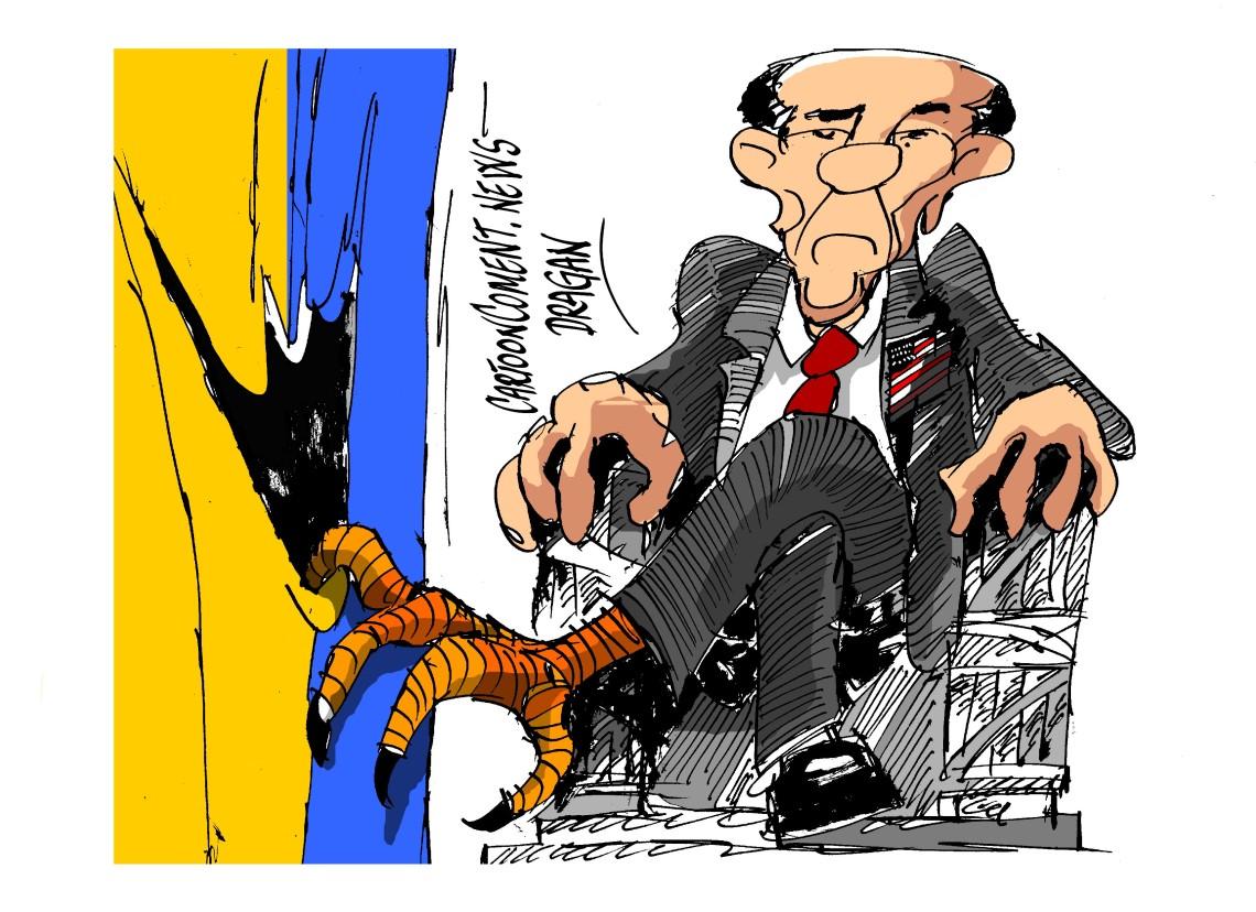 "Ucrania-""trabajo constructivo"""