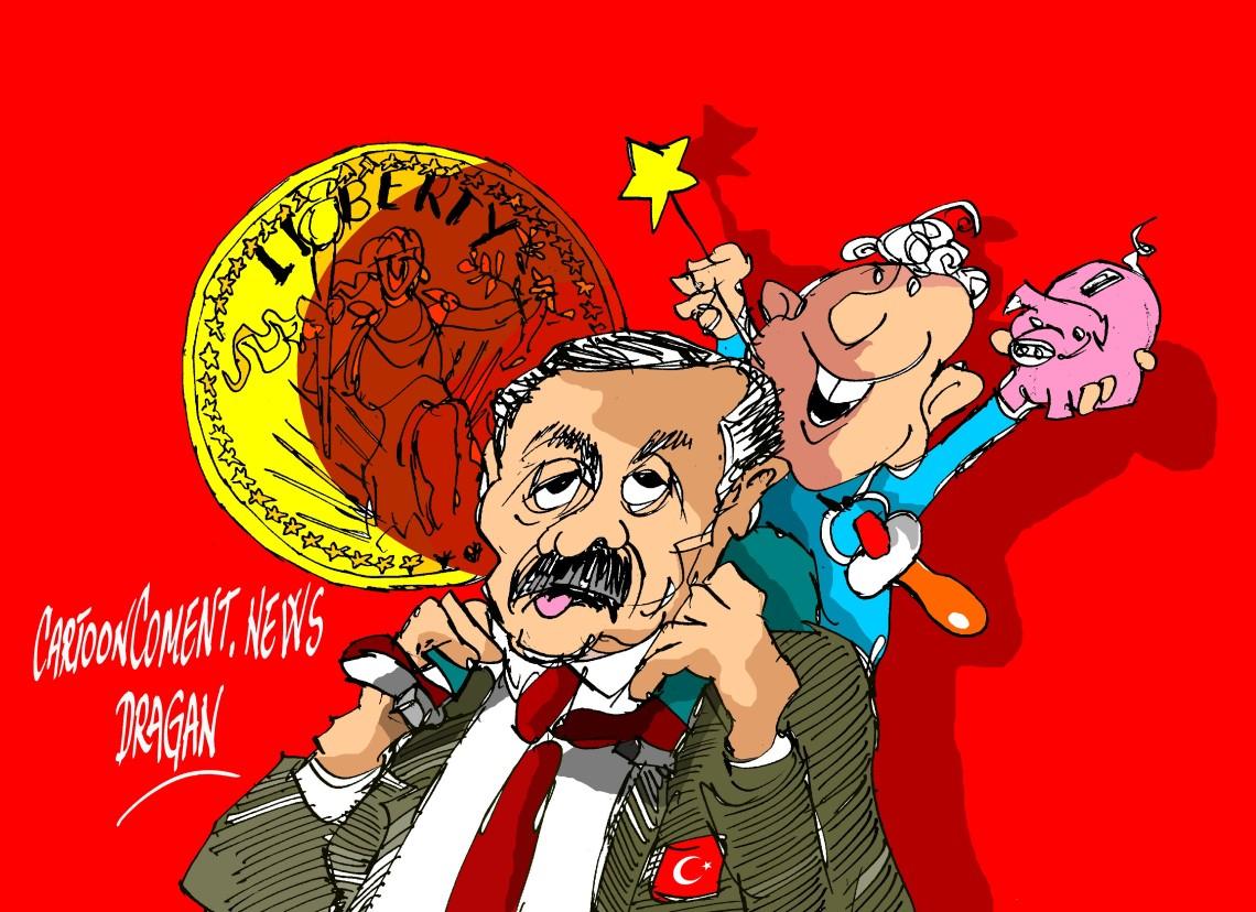 """Recep Tayyip Erdogan-""""corrupción"""""""
