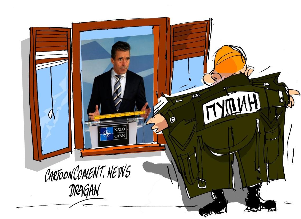 "Anders Fogh Rasmussen-""amenazas"""