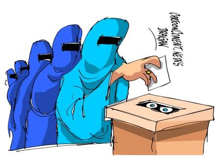 """Afganistán-""""elecciones"""""""