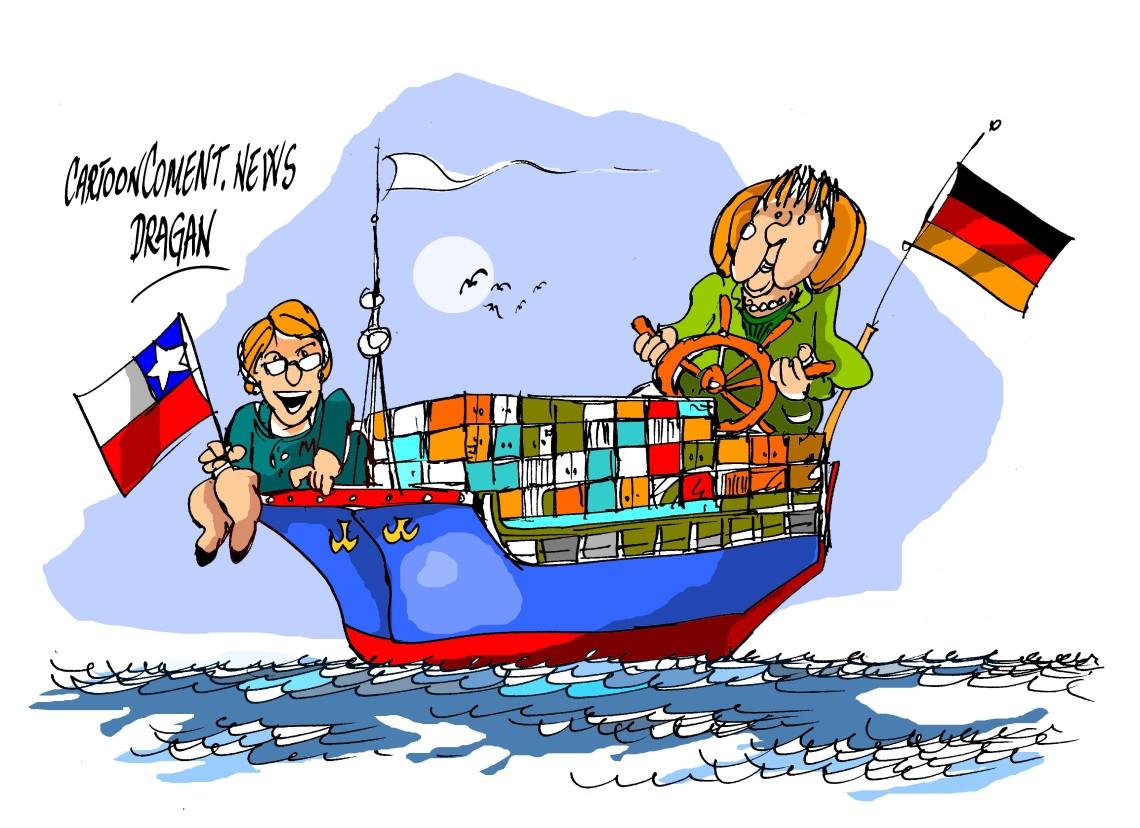 Bachelet-Merkel