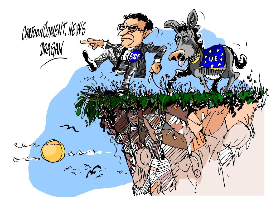 "Draghi-""estrategia en dos pasos"""