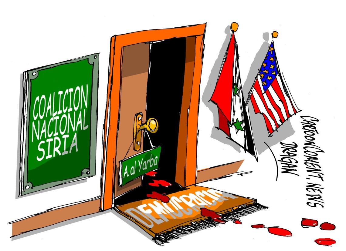 "Washington-""Ahmed al Yarba"""