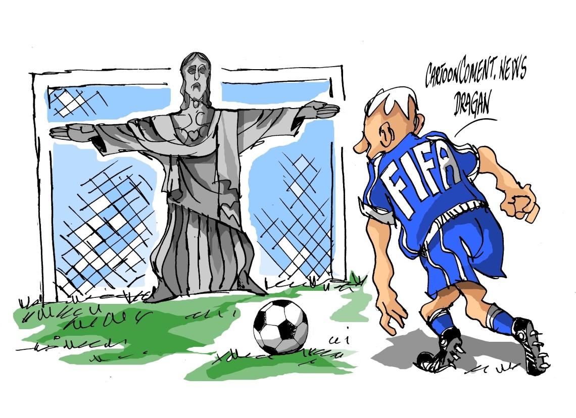 FIFA 1-Brasil 0