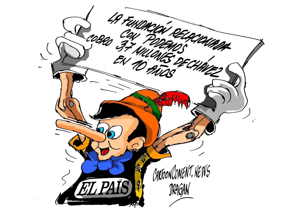 """El País-""""Pinocho"""""""