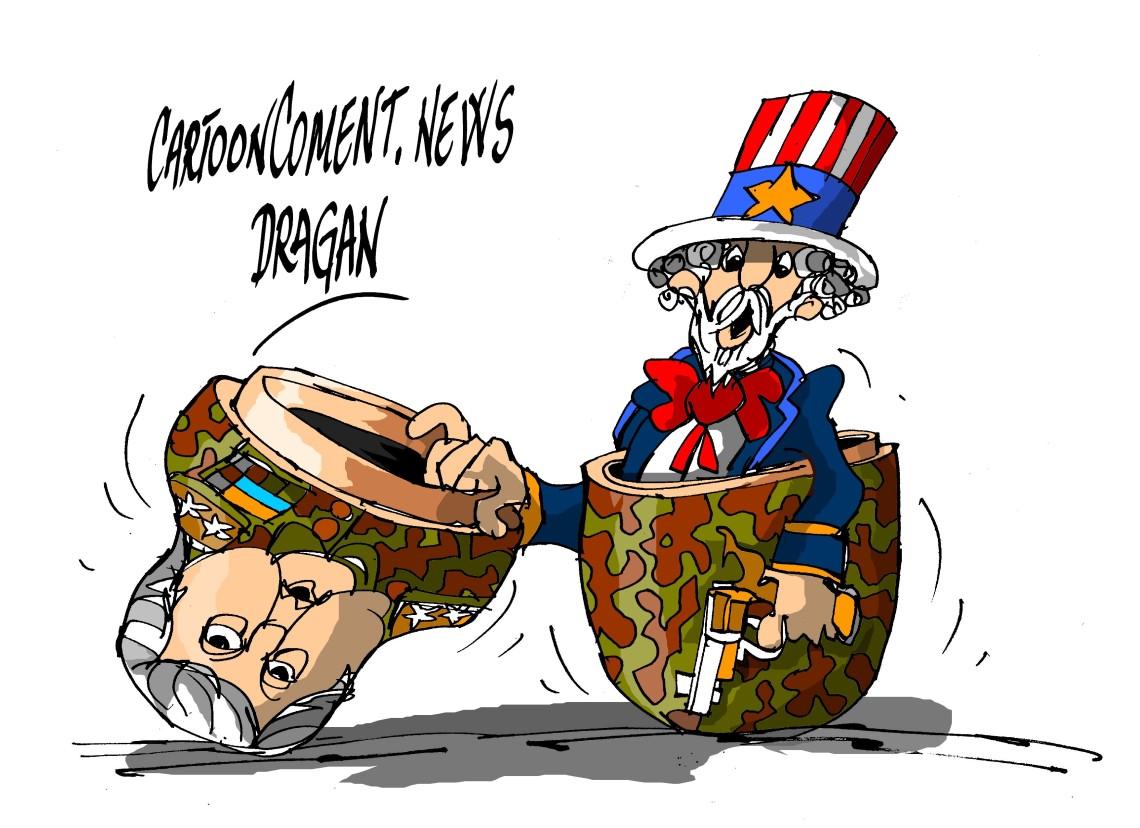 Petro Poroshenko-EEUU