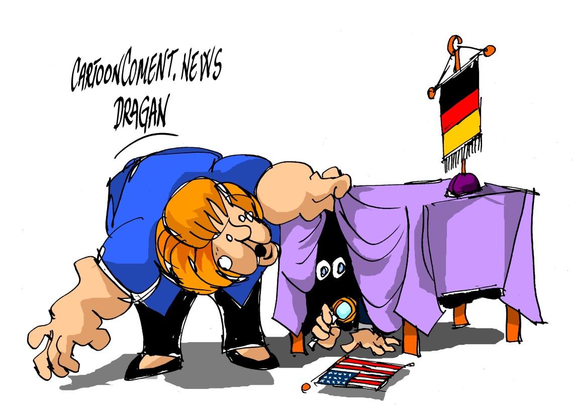 "Angela Merkel-""segundo caso"""
