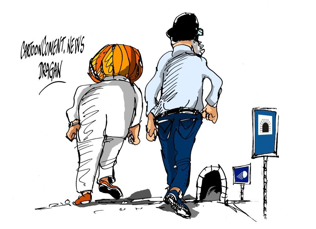 """Merkel-Rajoy-""""Camino estratégico"""""""