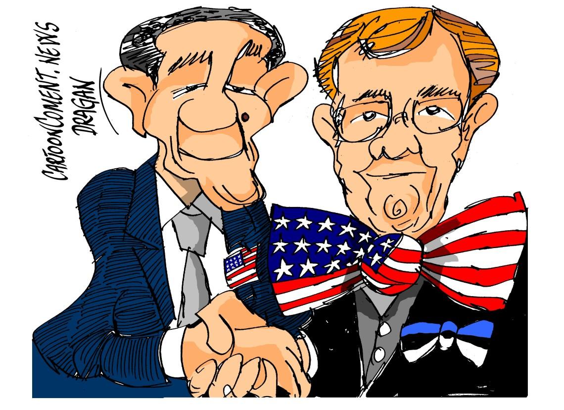 Barack Obama-Hendrik Ilves