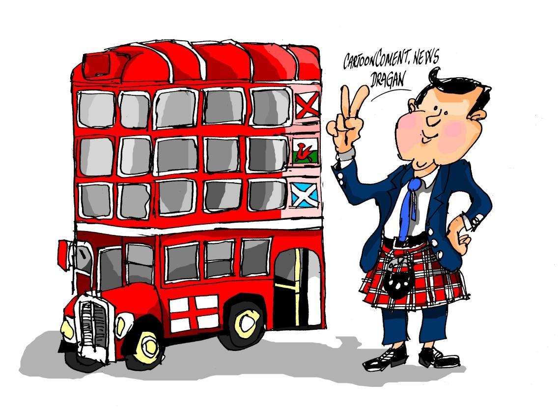 """David Cameron-""""satisfacción"""""""