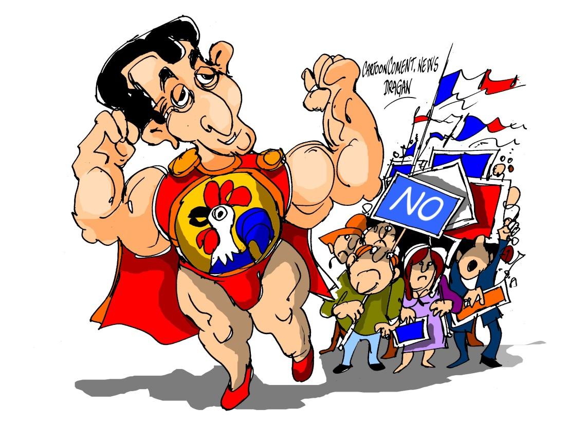 """Nicolas Sarkozy-""""regreso"""""""