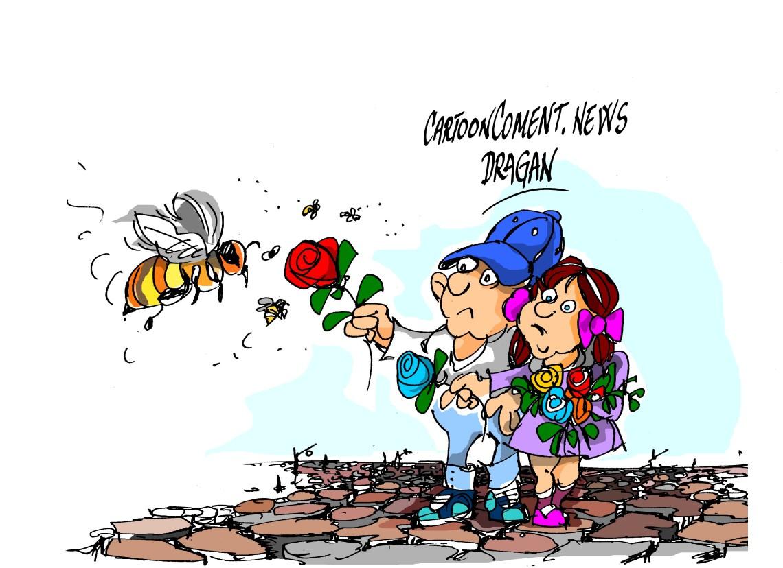 Greenpeace-Salvemos a las abejas