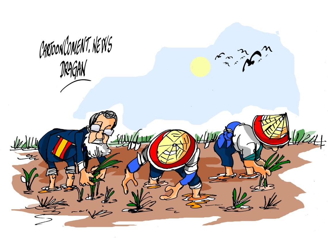 Mariano Rajoy-China