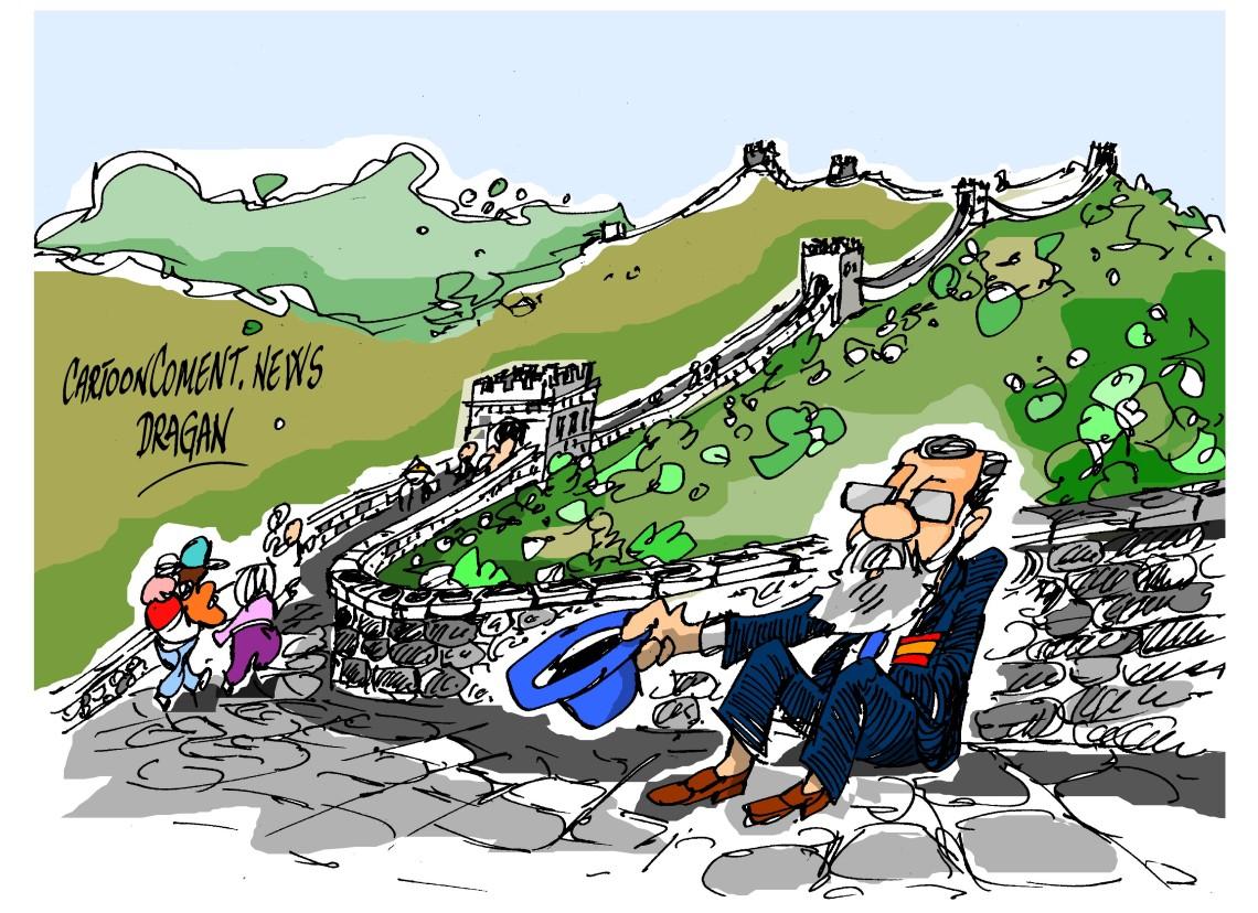 "Mariano Rajoy-"" muralla"""