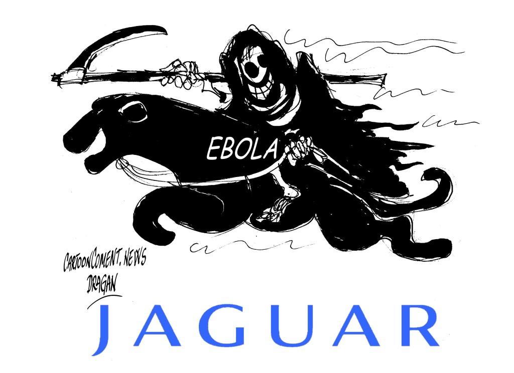 "'Ebola-""Jaguar""Ana  Mato"