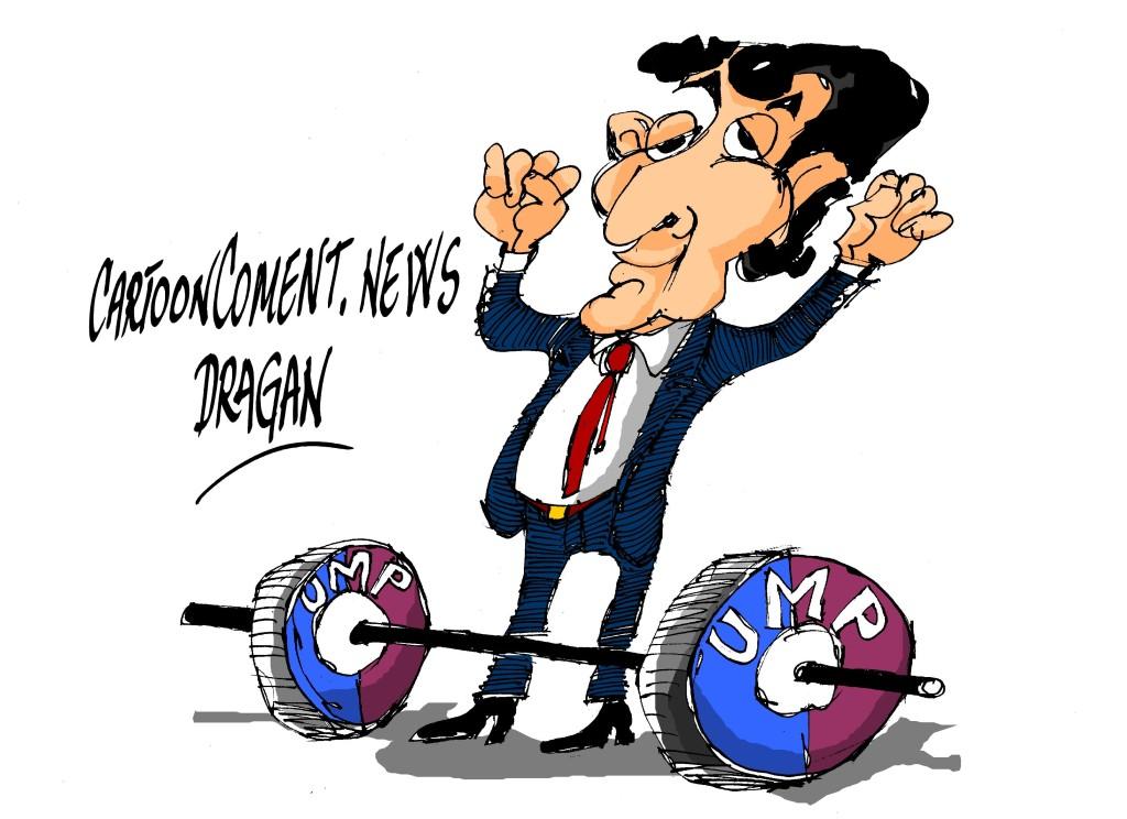 """Nicolas Sarkozy-""""reconquista"""""""