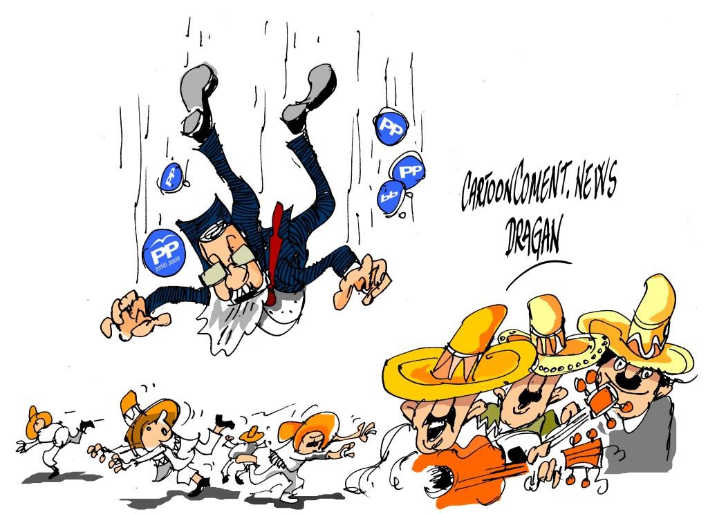 """Mariano Rajoy-""""exhibiendo"""""""