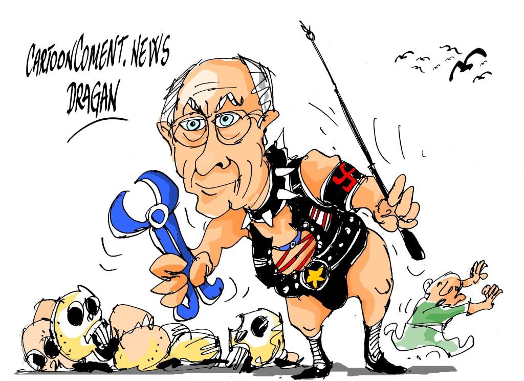 "Dick Cheney-""método"""