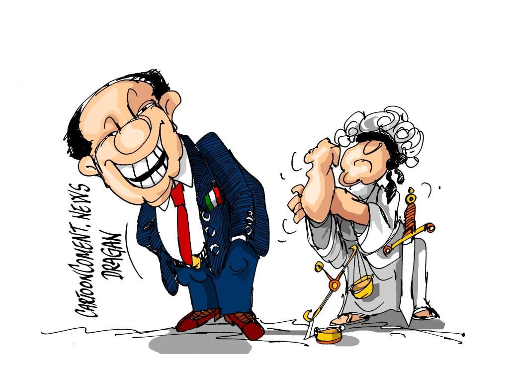 """Silvio Berlusconi-"""" trámite"""""""