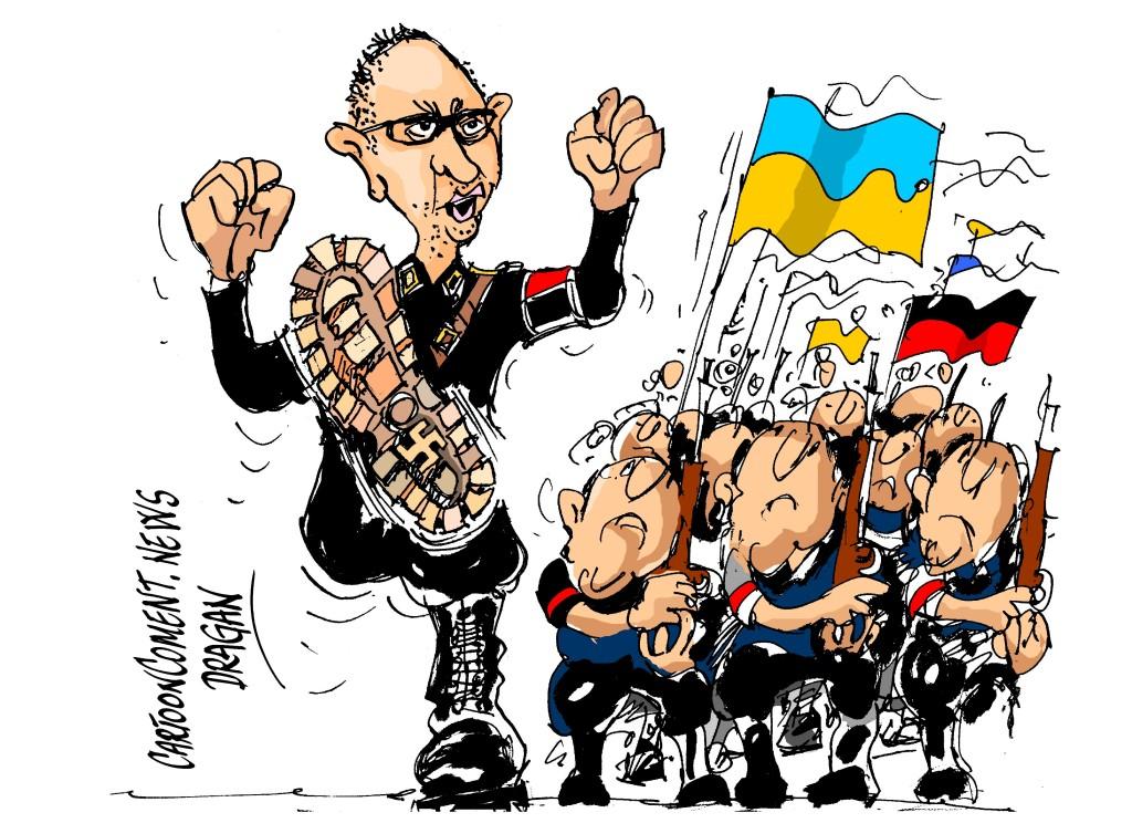 """Arseniy Yatsenyuk-""""twit"""""""