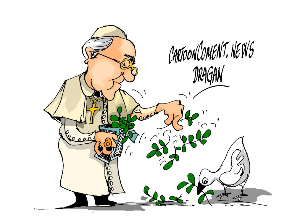 "Papa Francisco-""respeto"""