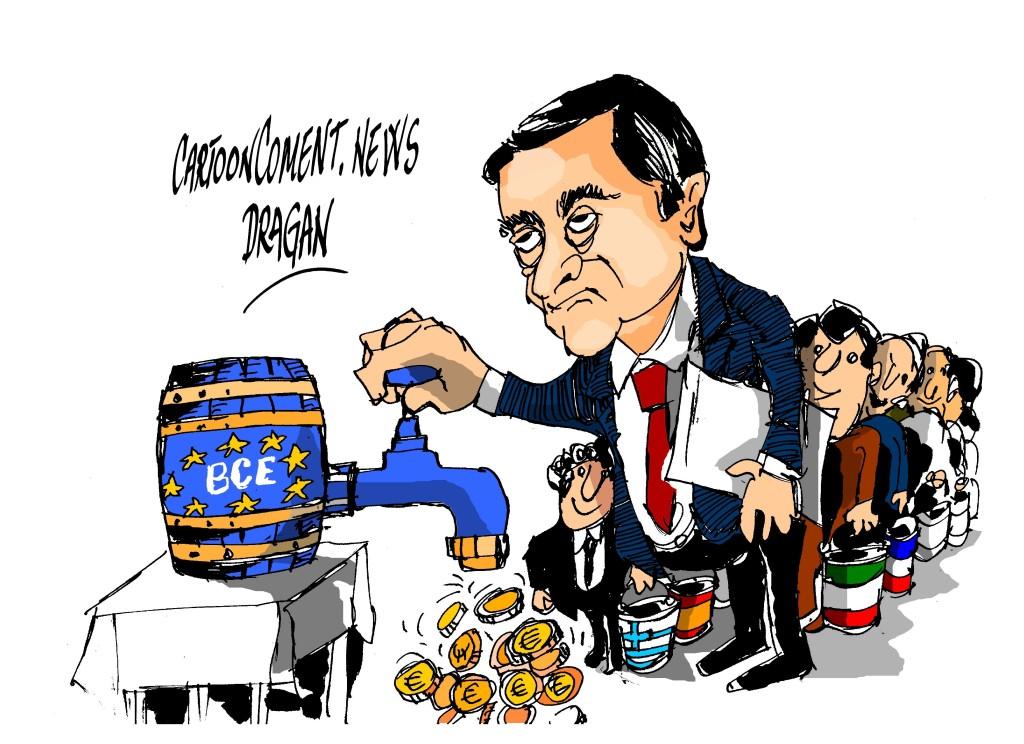 """Mario Draghi-""""grifo"""""""
