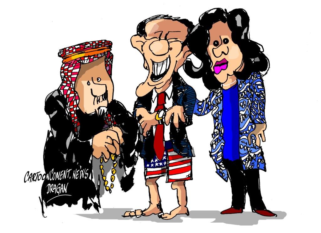 Michelle Obama sin velo