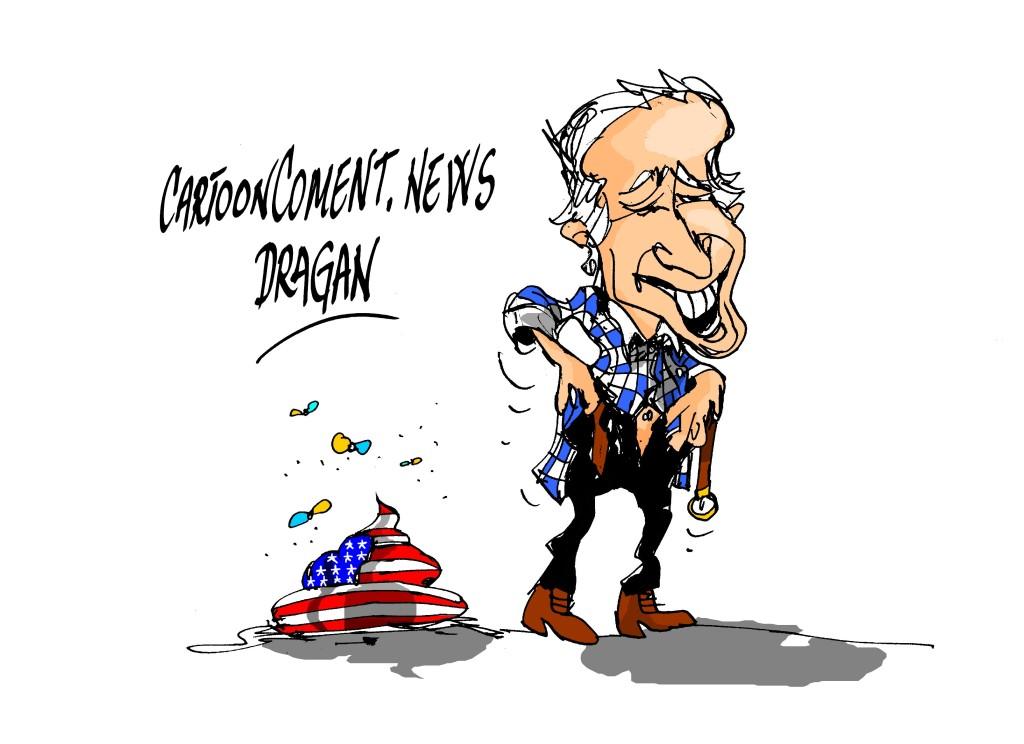 """Joe Biden-"""" aviso """""""