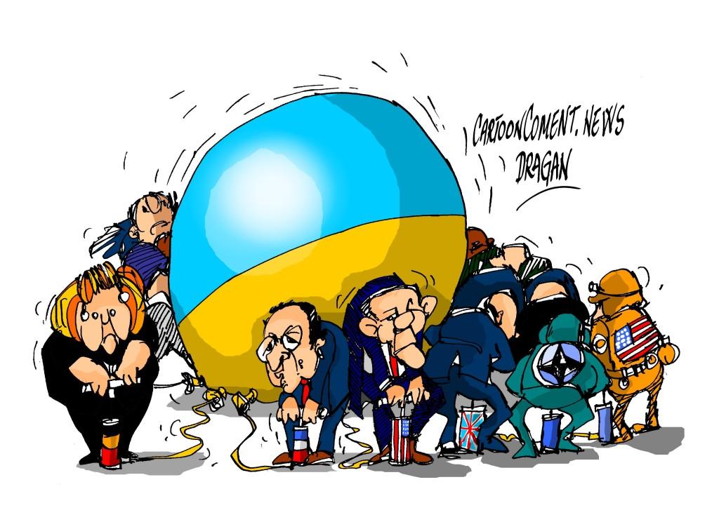 "Ucrania-""globo"""