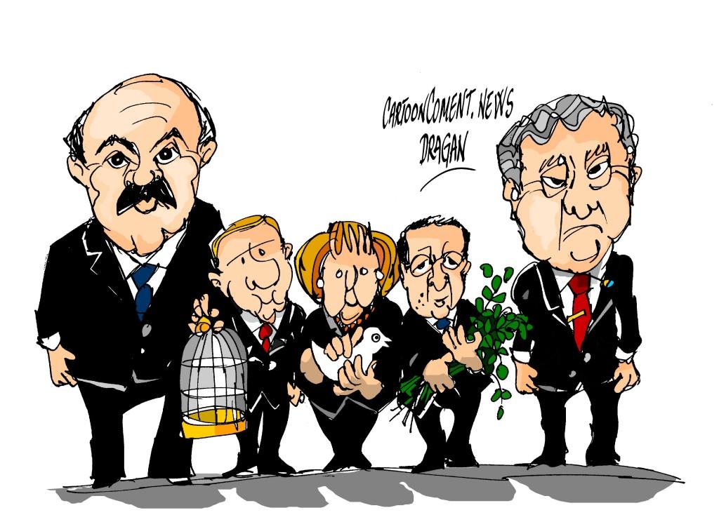 """Minsk-"""" cuestiones principales"""""""