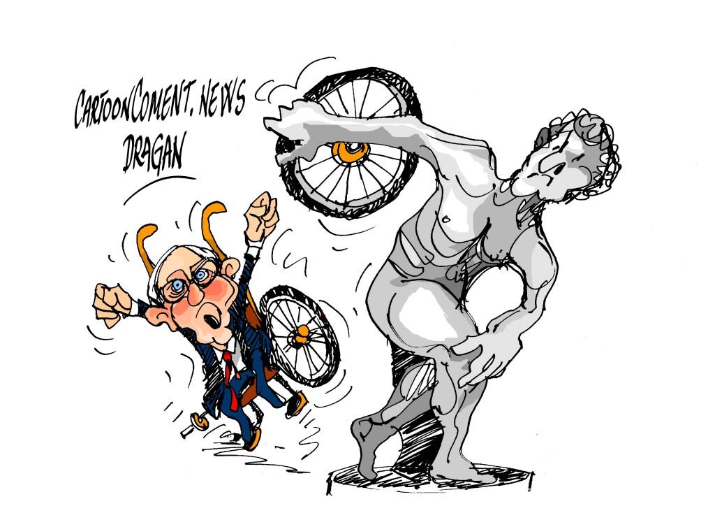 Wolfgang Schäuble- Grecia