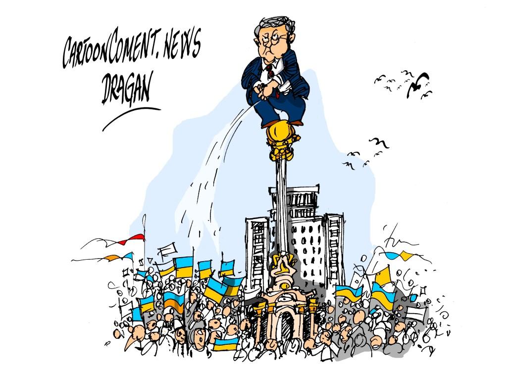 "Petro Poroshenko-""evidencia"""