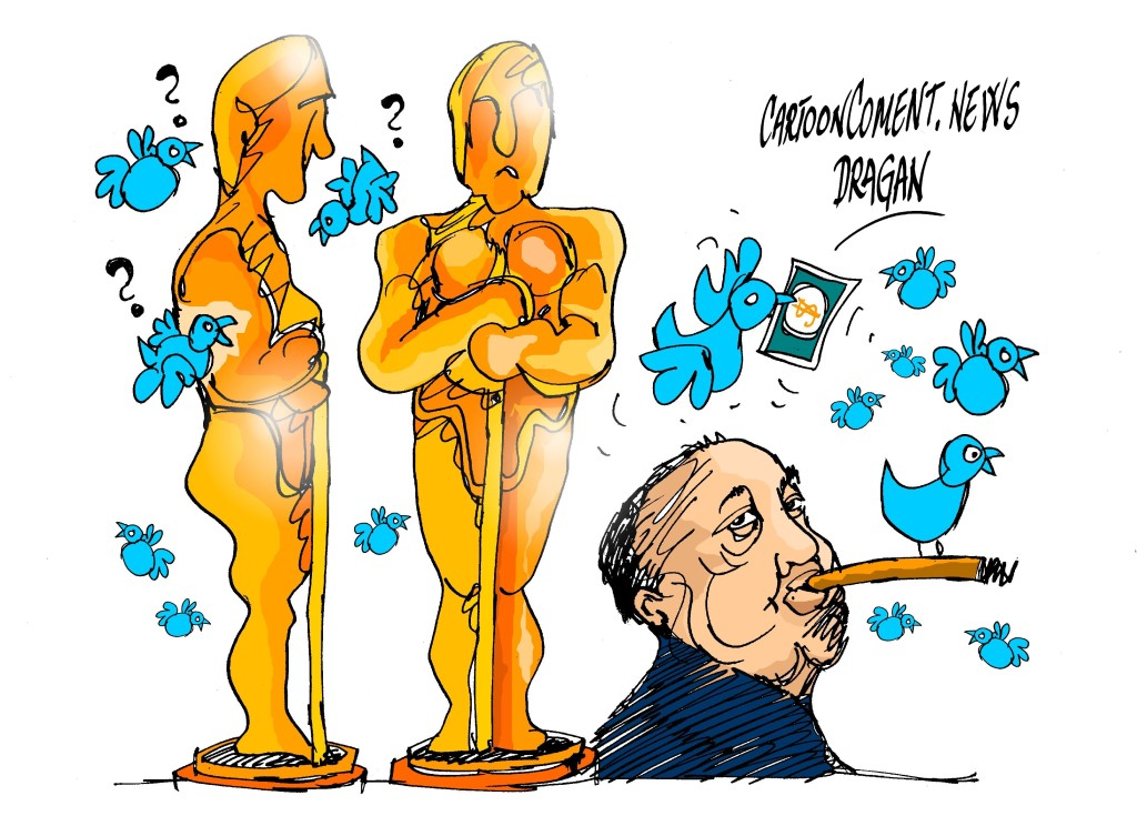 "Oscars 2015-""Alfred Hitchcock"""