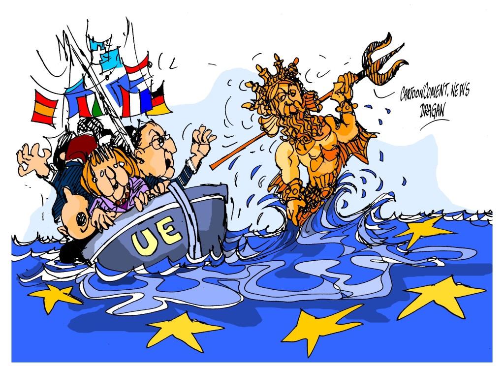 """Eurogrupo- Grecia-""""Poseidón"""""""