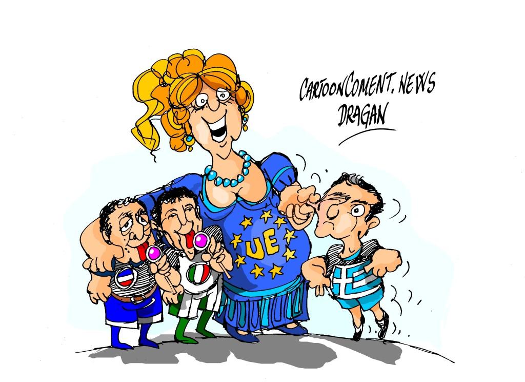 """Unión Europea-""""reglas"""""""