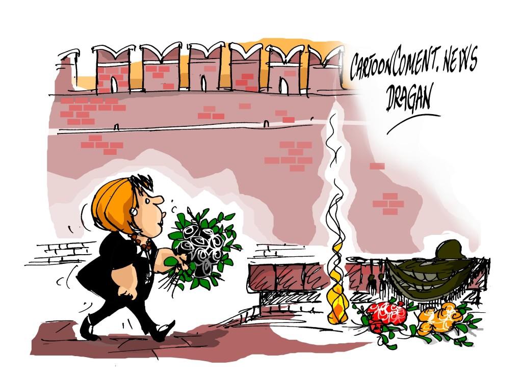 Angela Merkel-9 de mayo