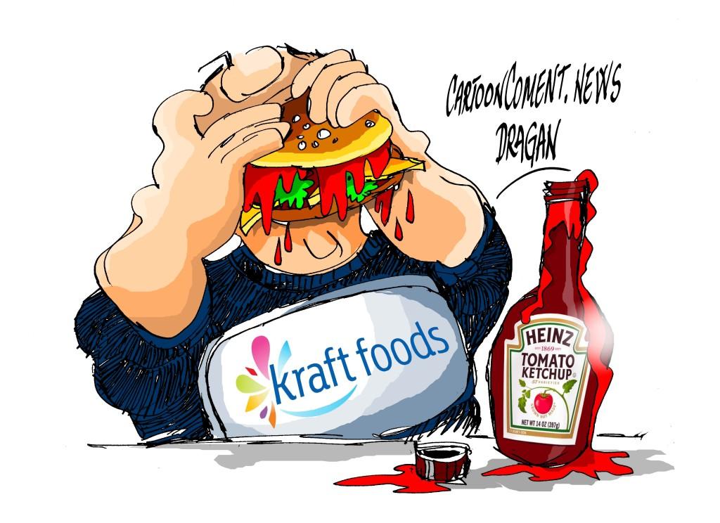 "Kraft Foods y Heinz-""sumando"""
