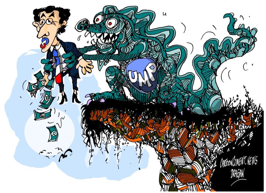 "Nicolas Sarkozy-""Rey Leon"""
