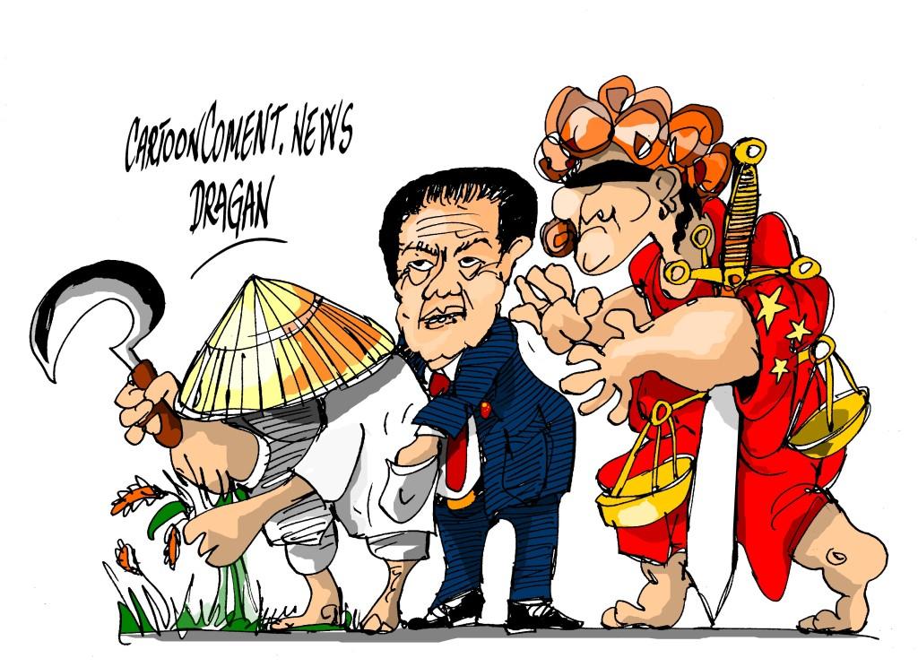 "Zhou Yongkang-""imputando"""