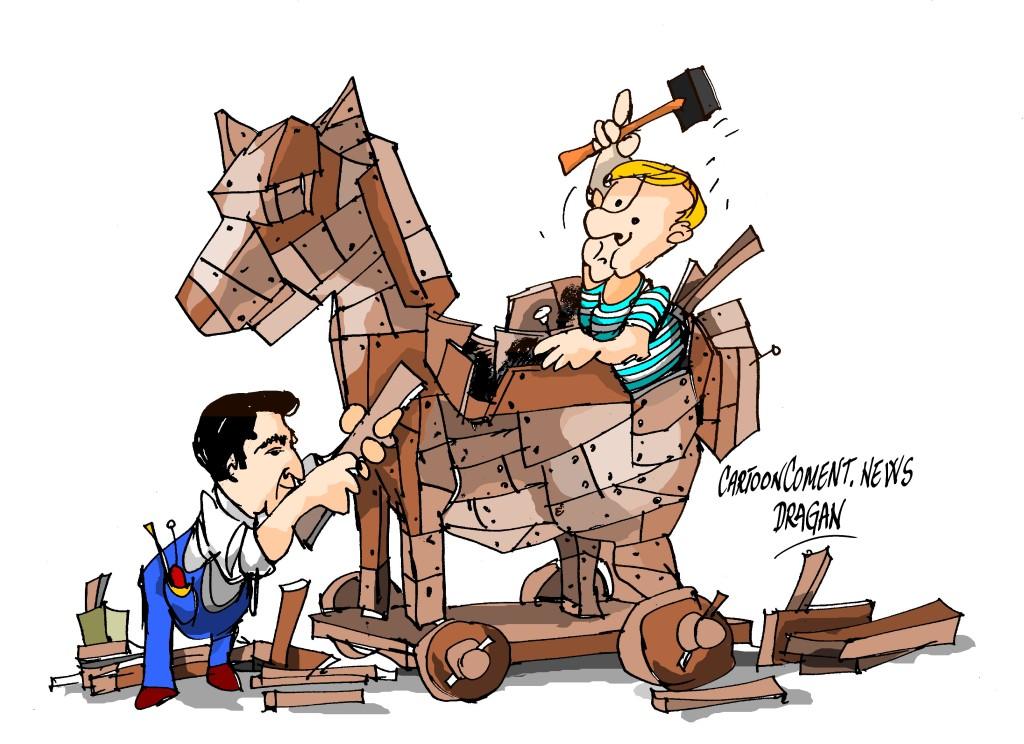 "Tsipras-Putin-"" equilibrios"""