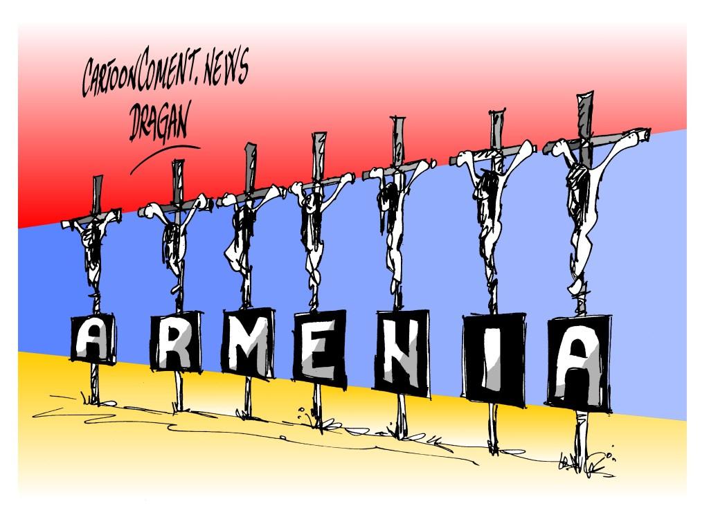 """Armenia-""""100 aniversario"""""""