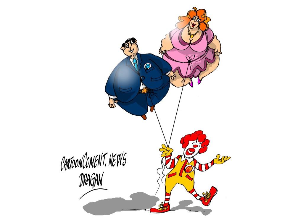 "McDonald's -""Fast food"""