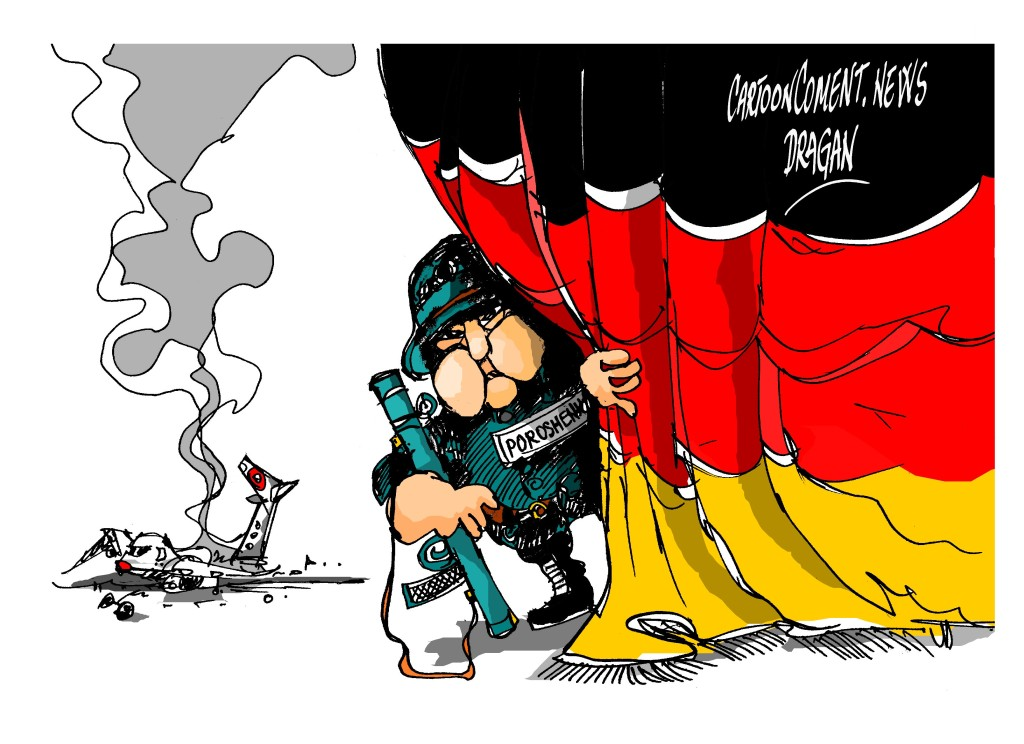 """Gobierno alemán-""""MH17"""""""