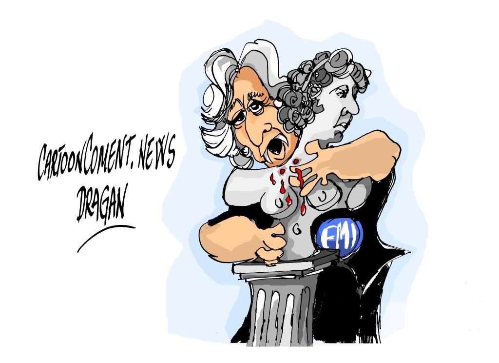 Christine Lagarde-Grecia