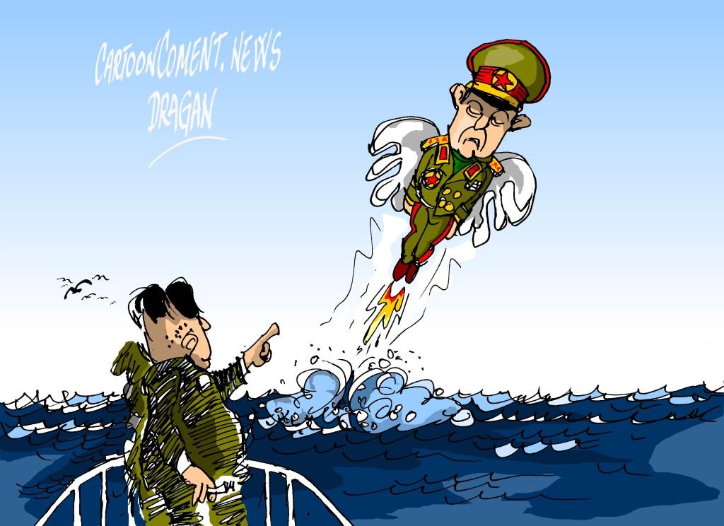 """Hyon Yong-chol-""""misil balístico submarino"""""""