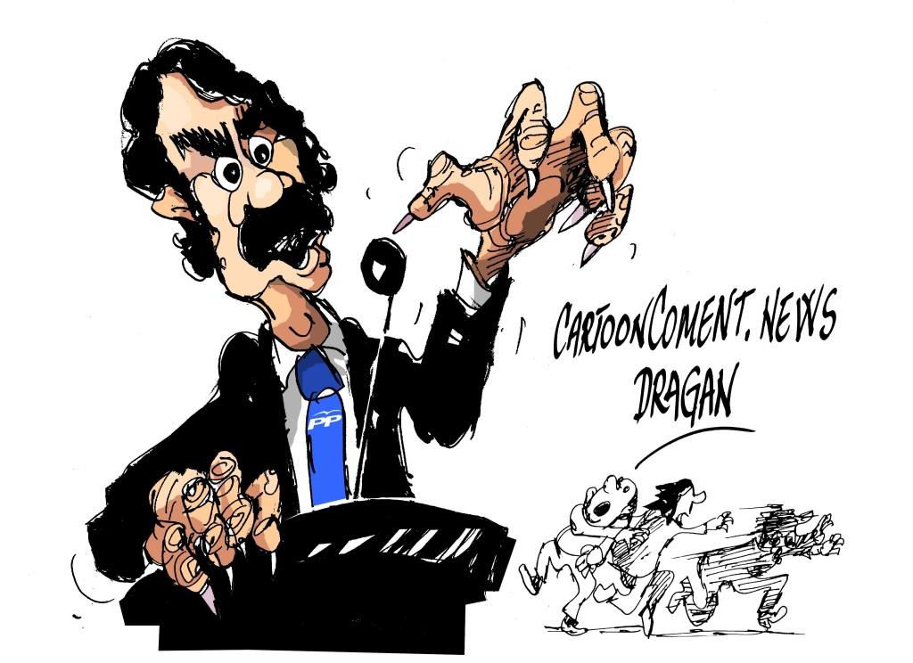 """José María Aznar-24M""""atace"""""""