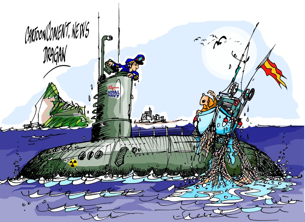 "Gibraltar-""Royal Navy"""