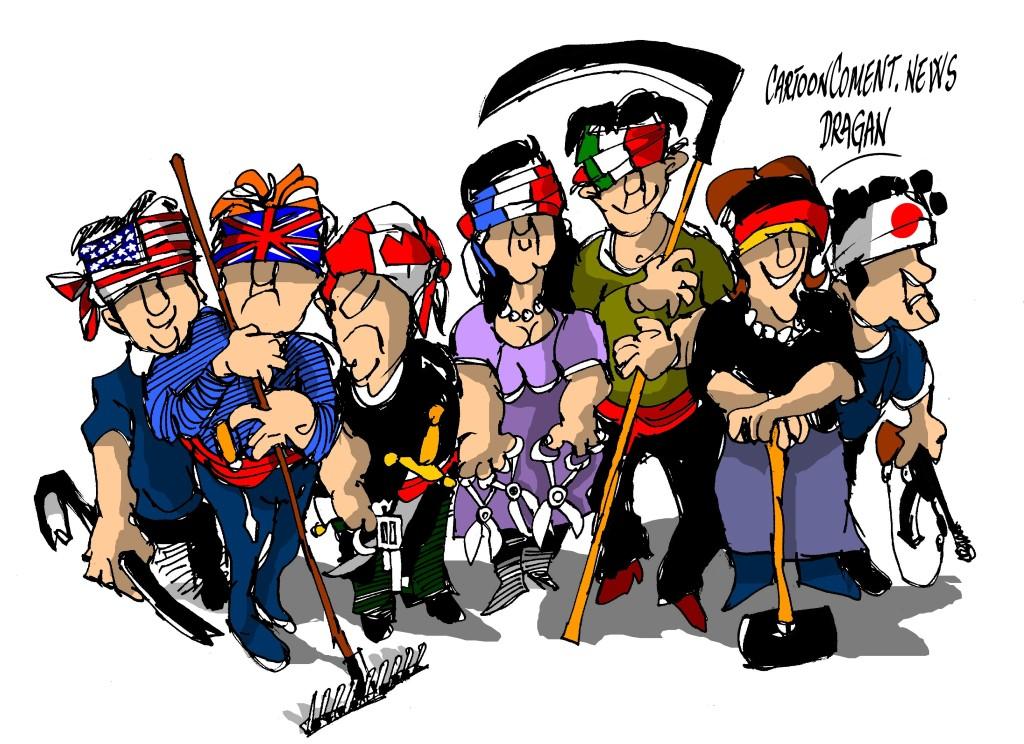 """G7-EU""""abierta y comprometida"""""""