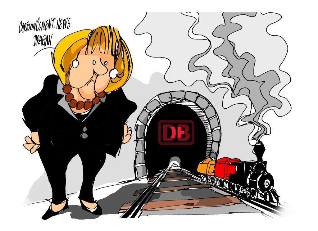 """Merkel-""""DB"""""""