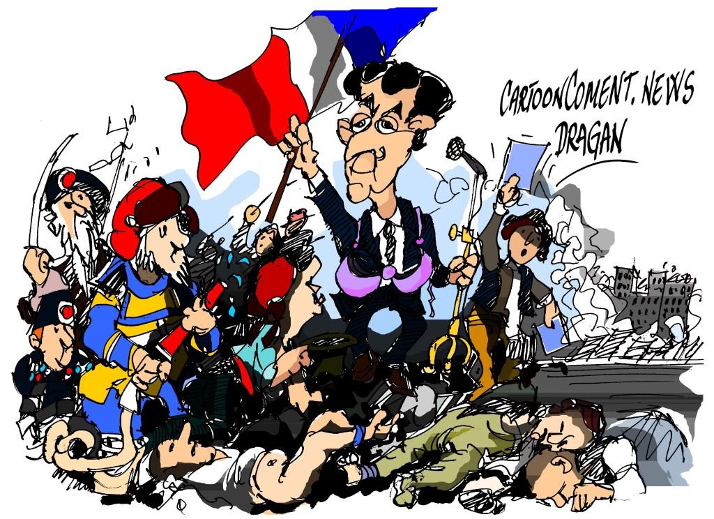 """Sarkozy """"republicano"""""""